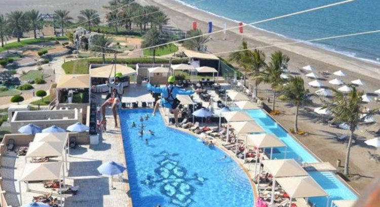 Millennium Resort Mussanah's all-inclusive deal