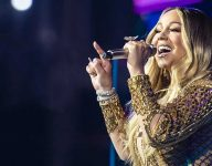Mariah Carey wows Dubai at Expo 2020 countdown