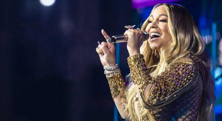 Mariah Carey wows Dubai at Expo 2020 countdown
