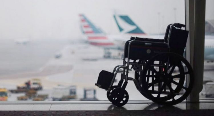 Duo who smuggled heroin in wheelchair, shoes gets 10 years in Dubai jail