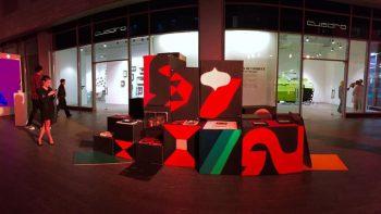 Filipino artist creates amazing Dubai art with balikbayan boxes