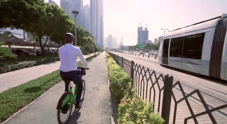 Watch: Dubai's bicycle-friendly plans