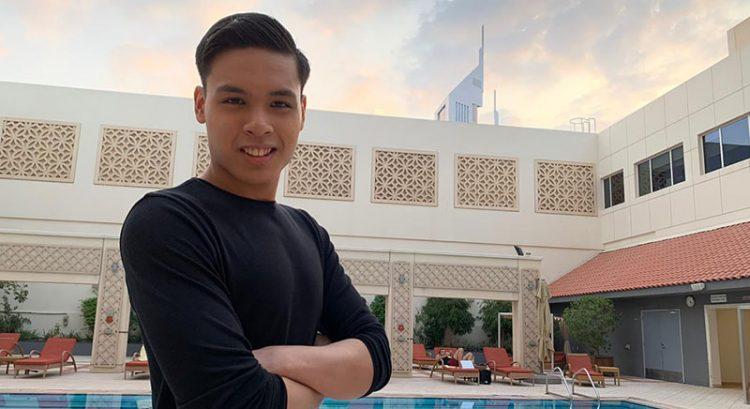 Meet the accidental Filipino pageant star from Sharjah