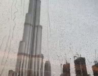 UAE weather: Rain in Dubai, sandstorm in Abu Dhabi