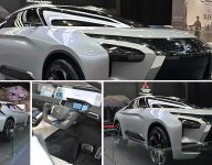 e-Evolution Concept Car makes Middle East premiere