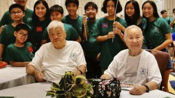 John Gokongwei's widow dies a day after his burial