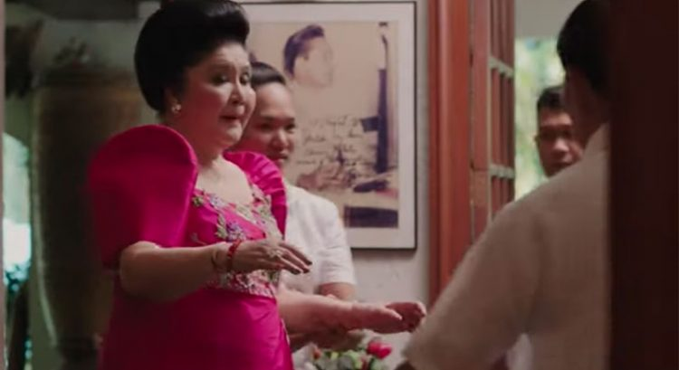 New Imelda Marcos film on Philippines 'historical extravagance'