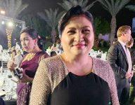 Philippine Ambassador Quintana wins Visionary Award in Dubai