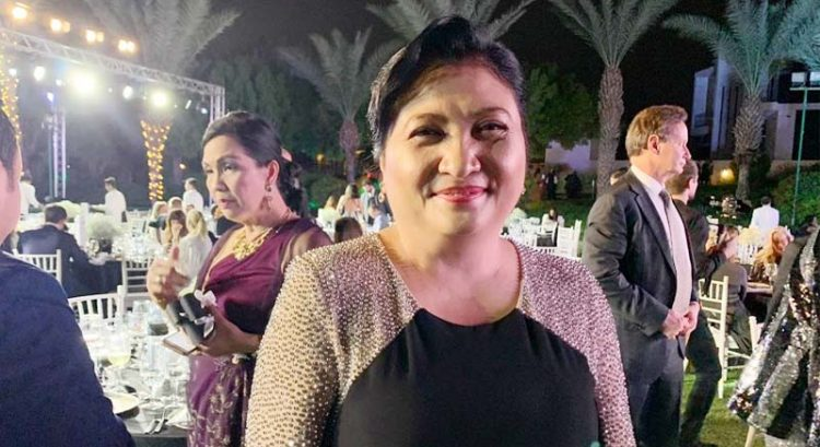 Philippine Ambassador Quintana wins Visionary Award in Dubai
