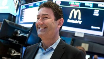 McDonald's CEO fired over consensual affair