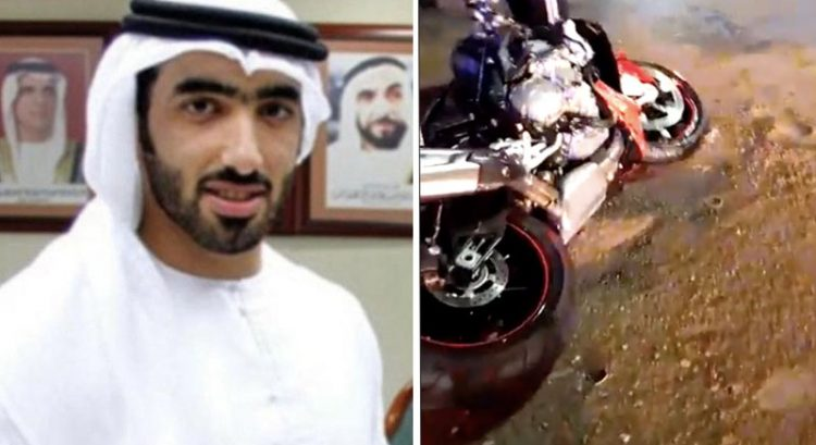 UAE sheikh killed in Ras Al Khaimah motorcycle crash