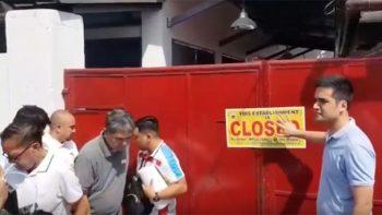 WATCH: Vico Sotto shuts down Razons of Guagua factory