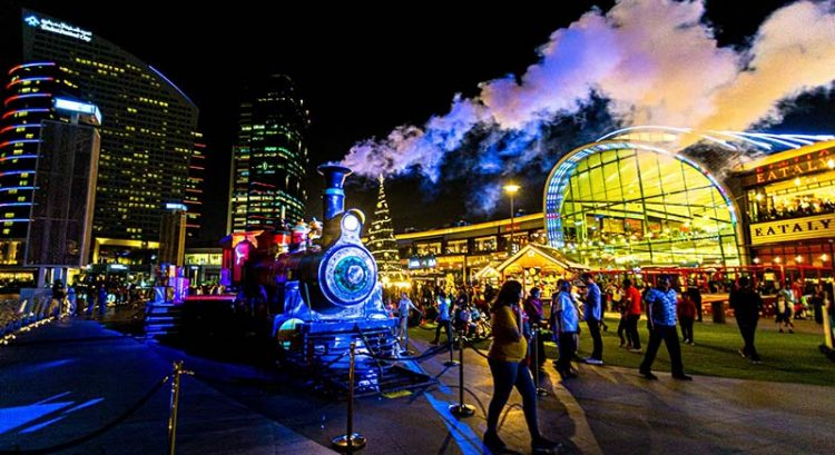 Festive fix at Dubai Festival City Mall