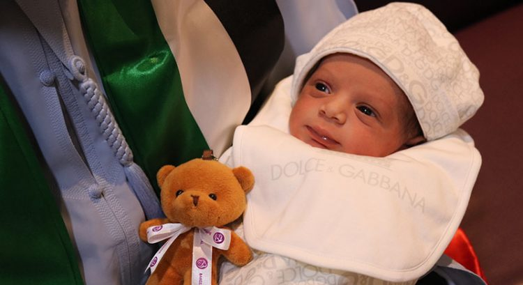 Look: UAE National Day baby Hamad born in Abu Dhabi