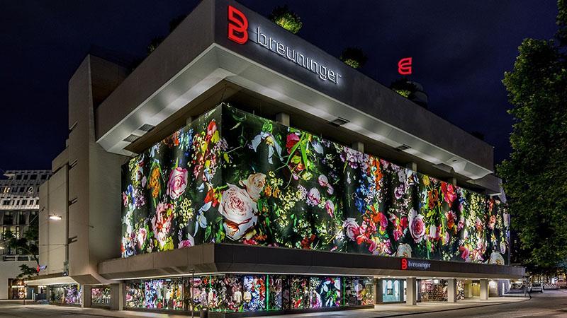 Breuninger Stuttgart Flagship Store in Breuninger, Germany