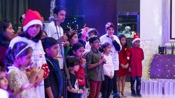 Dubai hotels hold Christmas tree lighting for children of determination