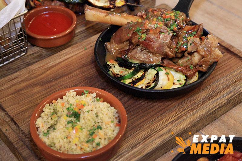 Mediterranean Kitchen La Mer