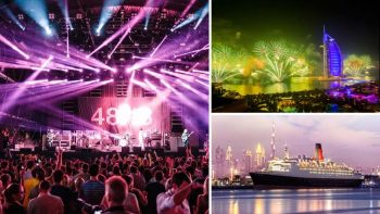 12 ways to celebrate New Year and ring in 2020 in Dubai