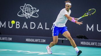 Nadal to challenge for record fifth Abu Dhabi title