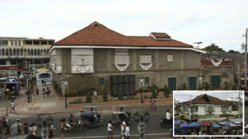 Philippine hero's mother's ancestral home unveiled