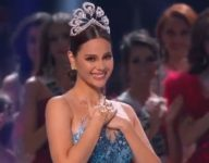 Watch: Catriona Gray's final message as Miss Universe 2018