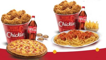 Have a Chicking winter party for less than Dh50