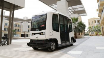 Driverless taxis to have trial run in Abu Dhabi