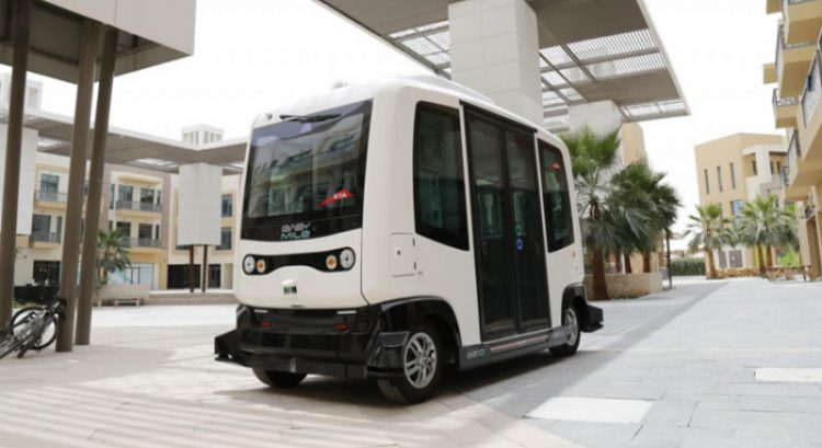Driverless vehicles may hit UAE roads in 2021