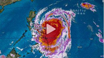 UAE flights to Manila cancelled as Typhoon Kammuri hits Philippines