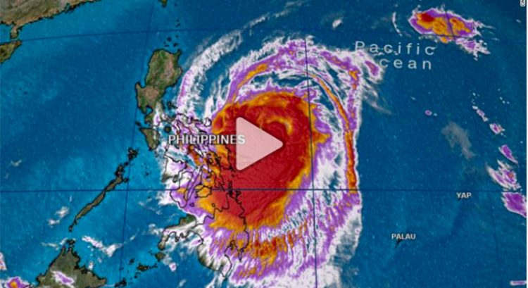 UAE flights to Manila cancelled as Typhoon Kammuri hits Philippines