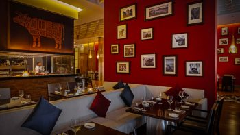 Abu Dhabi steakhouse rewards guests who spot elephant
