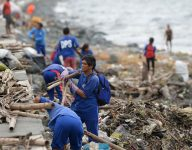 Philippine Typhoon Kammuri death toll rises