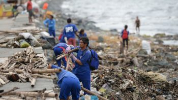 Philippine Typhoon Kammuri death toll rises