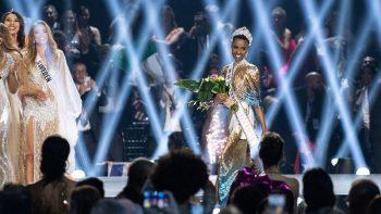 Zozibini Tunzi crowned Miss Universe 2019
