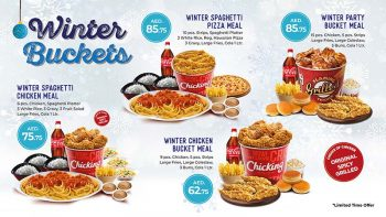 Chicking Winter Bucket: UAE party deal for less than Dh90
