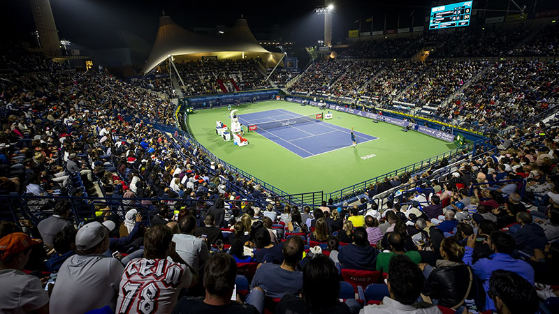 The Dubai Duty Free Tennis Championships
