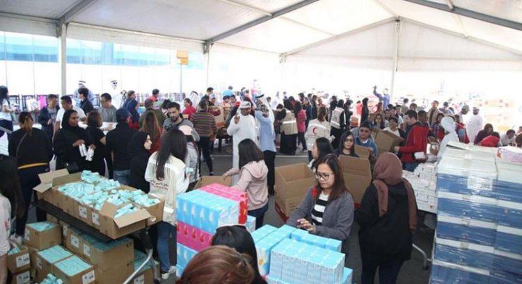 Sheikh Mohammed praises Filipinos, Emiratis for Taal Volcano help