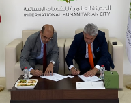 International Humanitarian City signs deal to give UAE students insight into humanitarian work