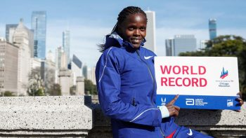 Marathon record holder Brigid Kosgei to compete in Ras Al Khaimah