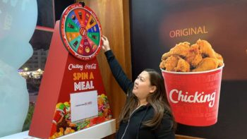 Spin a meal deal back at Chicking