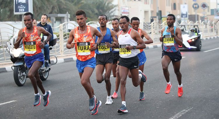 New world record eyed at Dubai Marathon