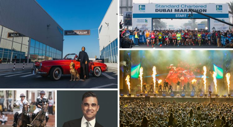 Top Dubai events you shouldn't miss in 2020