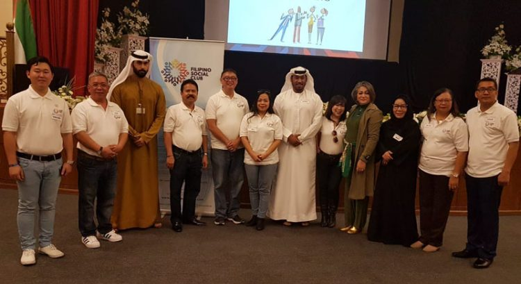 Filipino Social Club in Dubai reveals 2-year plan