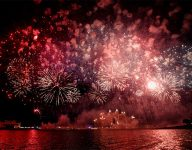 Abu Dhabi eyes world record with 35-minute NYE firework show