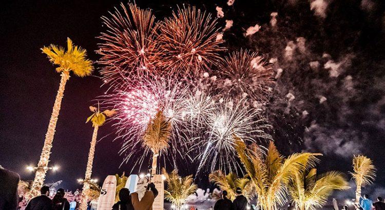 Stunning photos of Dubai New Year 2020 fireworks