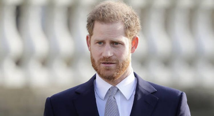 Prince Harry files lawsuit against UK paper