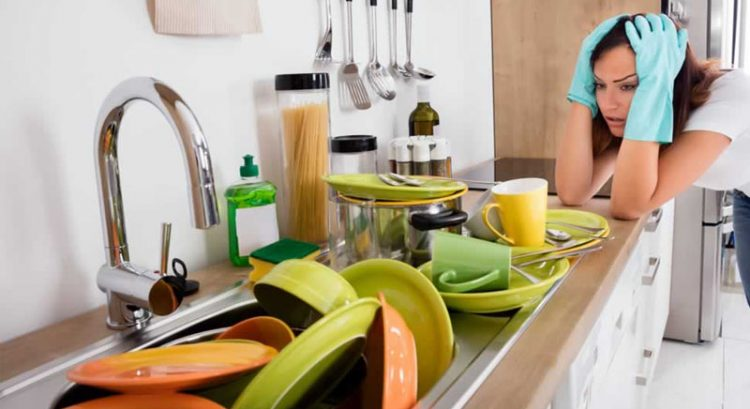 Hell's kitchen at home? Top tips that will save your time (and sanity)