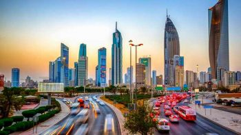 Kuwait announces 'total curfew' amid Covid-19 pandemic
