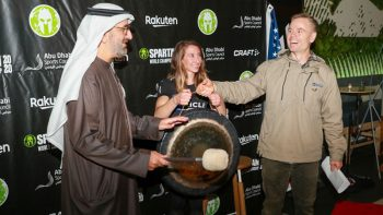 Spartan World Championship 2020 goes to Abu Dhabi