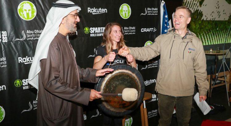 Spartan World Championship 2020 goes to Abu Dhabi